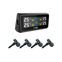 Wholesale Solar Car TPMS Kit Tyre Pressure Monitoring TPMS Sensor Tool from china suppliers