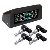 Wholesale Solar Vehicle Tire Pressure Monitoring System TPMS 24 hours monitoring built-in Sensor from china suppliers