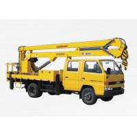 Wholesale Durable 8.1m High Lifting Platform Truck Mounted Lift With 200kg Max from china suppliers