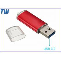 Wholesale Durable Metal Body USB 3.0 Thumb Drive Transparent Cap Design from china suppliers