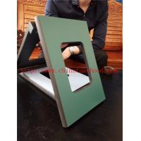 Buy cheap Anti The Strongest Corrosion / Acide / Alakali Phenolic Resin HPL & Trespa Panel Lab Grade Work Surface Table Top from wholesalers