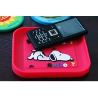 Wholesale Personalised Soft PVC Coin Tray Durable Plastic Tray With Cartoon from china suppliers