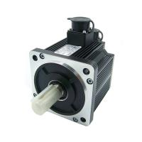 Wholesale 130mm Flange CNC Servo Motor High Power / Speed Control Ac Motor SZGH-13100CC from china suppliers