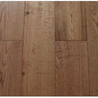 Buy cheap white oak engineered parquets, vanished, brushed from wholesalers