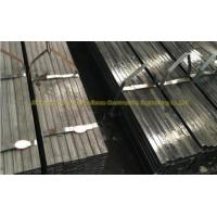 Steel Structure Buildings Hollow Section/Building Materials Cold Rolled Galvanized Square Tubing