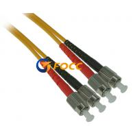 Wholesale APC Polish Type 3.0mm FC Duplex Single Mode Fiber Optic Cable PVC Sheath Fiber Patch Cable from china suppliers