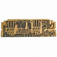 Wholesale PCB Assembly with 0.3mm QFP Pitch and Six Layer Count, Made of FR4 from china suppliers