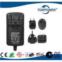 Wholesale 12w 24w Digital Universal AC DC Power Adapter Interchangeable E UL FCC Multi Plugs from china suppliers