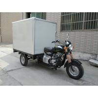 Wholesale close box  three wheels  cargo motorcycle ice cream box from china suppliers