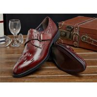 Wholesale Most Comfy Classic Dress Shoes Daily Footwear With Welt Outsole Antiskid from china suppliers