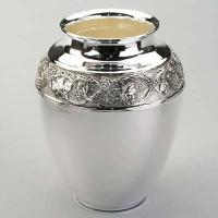 wholesale metal flower vase