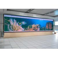 Wholesale RGB Scrolling LED Display / HD Led Backlit Display With 16 Bit Grey Scale from china suppliers