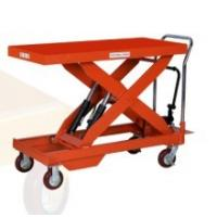 Wholesale Stationary Small Manual Hydraulic Lift Platform For Car Wash / Maintenance from china suppliers