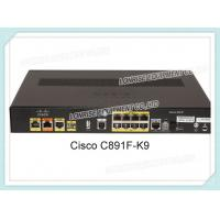 Wholesale Cisco Router C891F-K9 1 SFP 4 POE Security Wireless Controller AVC WAN from china suppliers