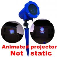 Buy cheap ABS material house outdoor LED animated projector light for holiday decoration from wholesalers