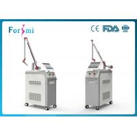 Wholesale well sale factory directly 1064nm 532nm long pulse nd yag laser q switch tattoo removal process from china suppliers