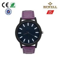 Wholesale 100% Eco - Friendly Leather Strap Alloy Watches Logo Customized from china suppliers
