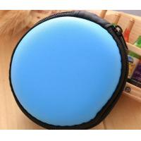 Buy cheap Hot selling Popular High quality EVA Wallet Fancy Purse Zipper Coin purse wallet in Round shape from wholesalers