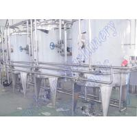 Wholesale Auto CIP Cleaning System Juice Processing Equipment Cleaning Working 3000L/H from china suppliers