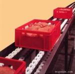 2600/2600TAB Plastic crate conveyor chains case conveyor chains