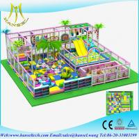 Wholesale Hansel 2015 indoor playground business plan for family park from china suppliers