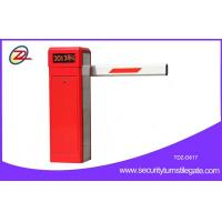 Wholesale Anti collision Automatic Parking Barrier Arm Gates / Boom Barrier Gate from china suppliers