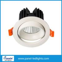 Wholesale Cutsize 75mm Adjustable Hotel down light IP20 D85mm Hot Sale 5w 7w 8w 9w 11w 12w Recessed round Led ceiling light from china suppliers