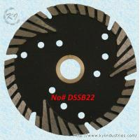 Wholesale Diamond Multi-segment Turbo Saw Blade for Abrasive Materials and Stone - DSSB22 from china suppliers