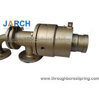 Wholesale High Temperature Hydraulic Rotary Union 300psi hot oil quick machine coupling pipes from china suppliers