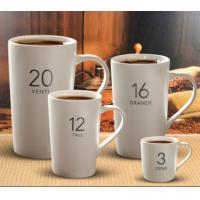 Wholesale Multi Color Printed Ceramic Advertising Cups Mark Coffee Cup from china suppliers