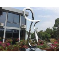 Wholesale Artificial Style Stainless Steel Sculpture Outside Garden Statues For Art Decoration from china suppliers