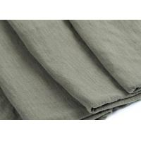 Buy cheap Smooth Single Polyester Jersey Fabric 100 Cotton Water Soluble Tear - Resistant from wholesalers