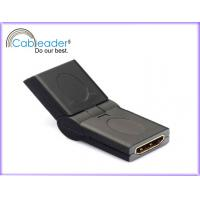 Wholesale Cableader HDMI Rotatable Adapters HDMI 19 pin Female to HDMI 19 pin Female from china suppliers