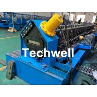 Quality Auto Changeover Between 150 And 300mm Cable Tray Profile Roll Forming Machine for sale