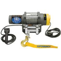 Wholesale 3000lbs ATV/UTV Electric Winch (12/24V) H3000-1C from china suppliers