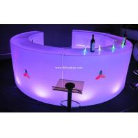 Wholesale LED Round Bar Counter Furniture from china suppliers