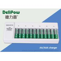 Wholesale Multi - Functional Aa / Aaa Rechargeable Battery Charger 12 Slots from china suppliers