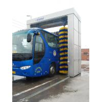 Wholesale Rollver bus wash machine from china suppliers