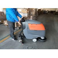 Wholesale Efficiency Walk Behind Scrubber Dryer For Small And Coarse Marble Floor from china suppliers
