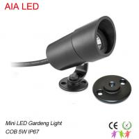 Wholesale With holder 24degree 1x3W DC12V IP67 outdoor LED spot light/ LED garden Light from china suppliers