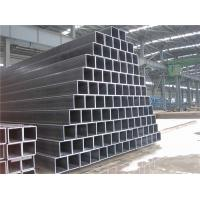 Wholesale ASTM A500 Galvanized Square Pipe , Carbon Steel Square Metal Tubing With Holes from china suppliers