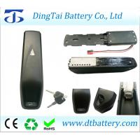 Quality Hailong down tube Li-ion ebike battery 52V 14Ah for BBSHD/BBS03 mid drive motor and charge for sale