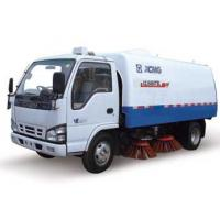Wholesale Road Sweeper Truck 1000L Special Purpose Vehicles For Urban Road Water Spray from china suppliers