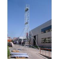 Wholesale Steel 6m Climbing Scaffolding with Tig Welded System , 2kn / ㎡ Loading Capacity from china suppliers