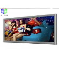 Wholesale Fabric Poster Frameless LED Slim Light Box Waterproof , Thin LED Light Box from china suppliers