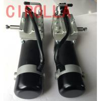 Quality Brush Lightweight High Power Electric Motor For Electric Wheelchair 24VDC 320W for sale