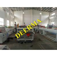 Wholesale Roof Tiles / Roofing Sheet Making Machine For PVC Hollow Roof Board from china suppliers