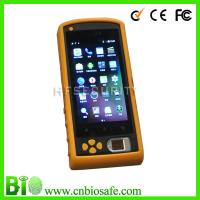 Wholesale Portable GPS+GPRS+IC Cards Scanner Hand-Held Terminal (HF-FP05) from china suppliers