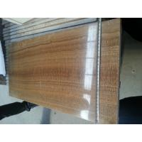 Wholesale Hottest Yellow Marble,Popular Wooden Yellow Polished Marble On Selling from china suppliers