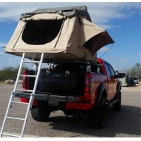 Wholesale Popular Automatic 4 Person Roof Top Tent Car Sunscreen Leak Proof Camping from china suppliers